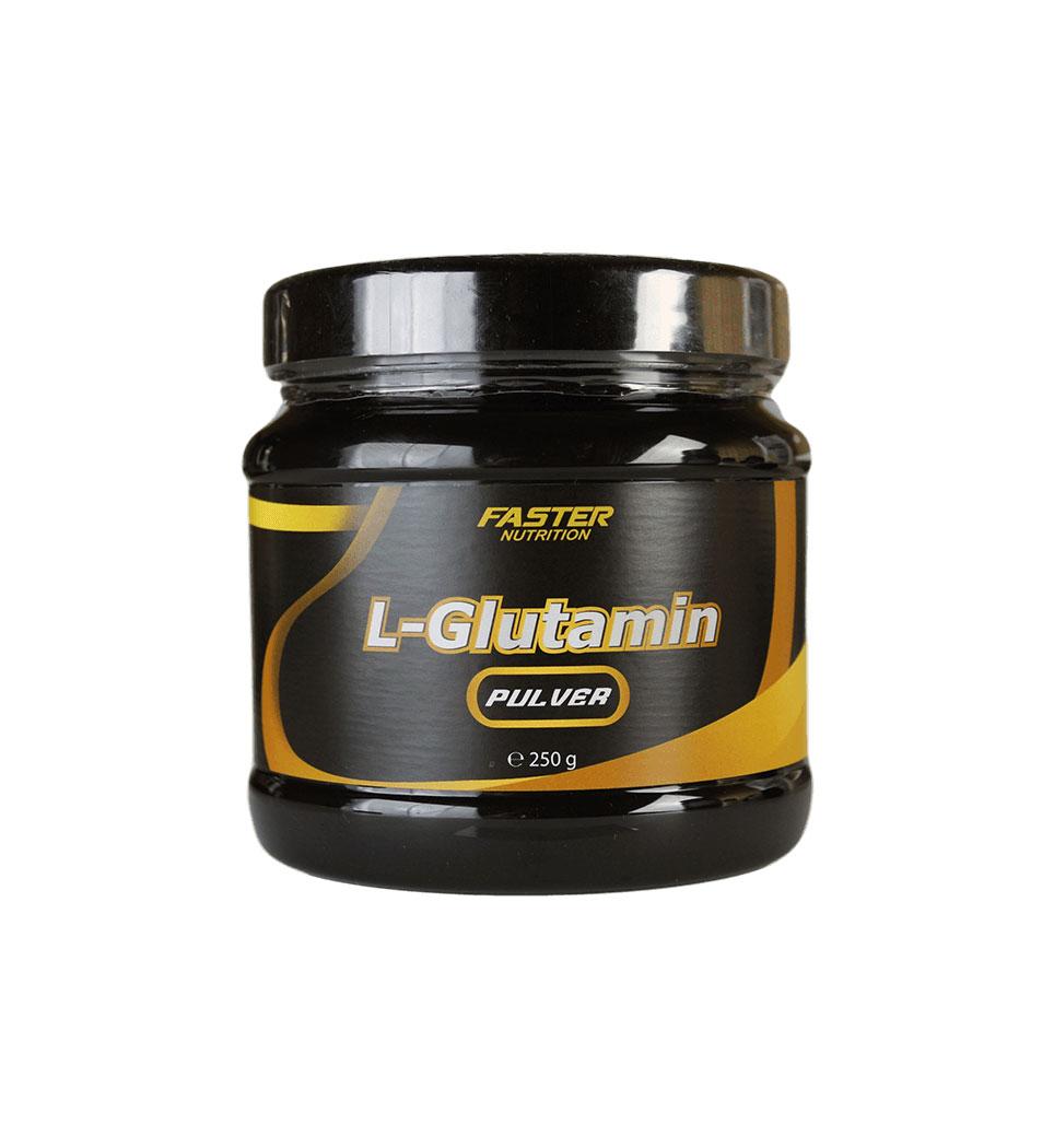 Faster Nutrition L-Glutamin