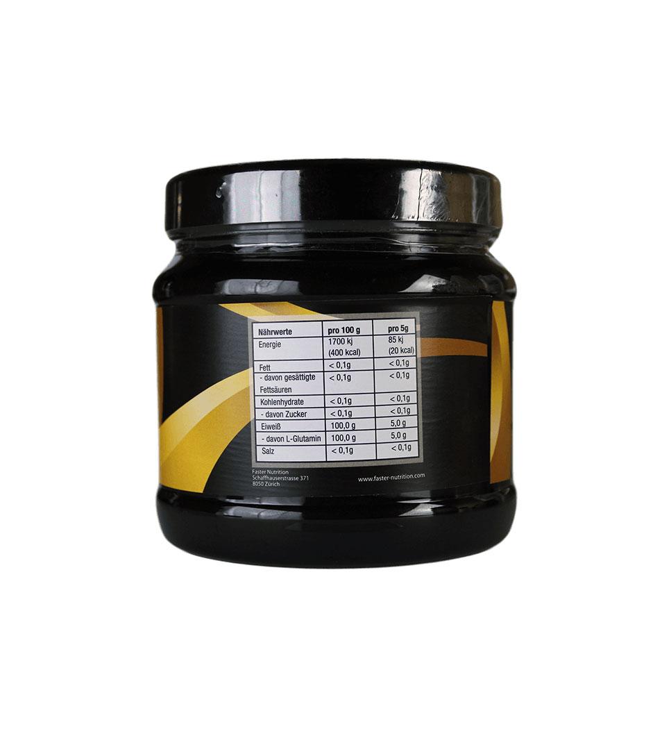 Faster Nutrition L-Citrullin DL-Malat 2:1