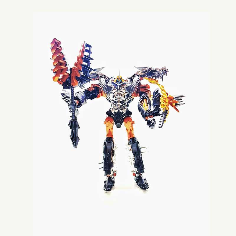 Transformers Age of Extinction Generations Leader Class Grimlock Figur