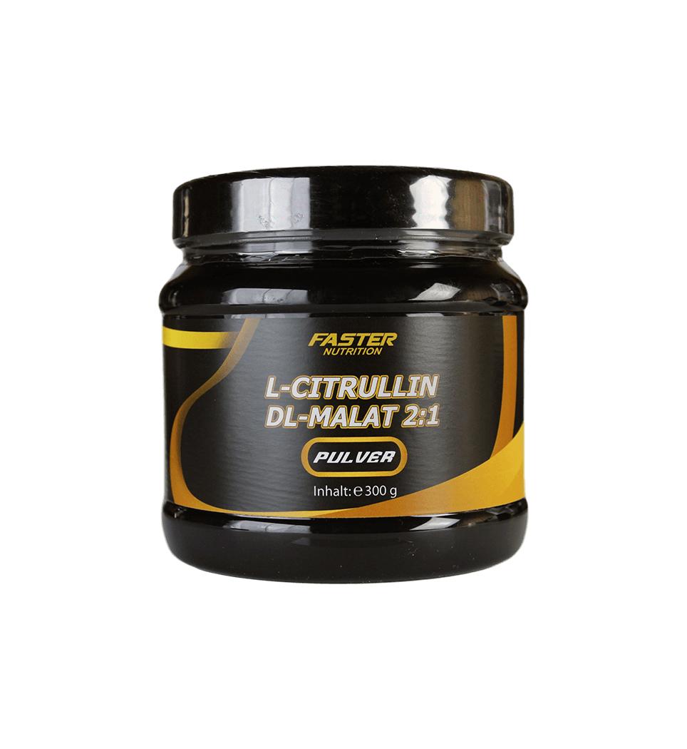Faster Nutrition L-Citrullin